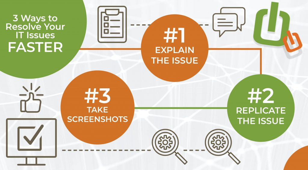 3 Ways to Resolve Your IT Issues Faster Infographic