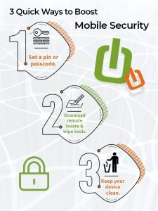 how to prevent mobile security threats