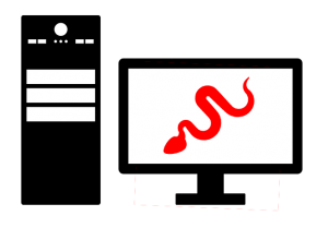 Snake Ransomware Icon