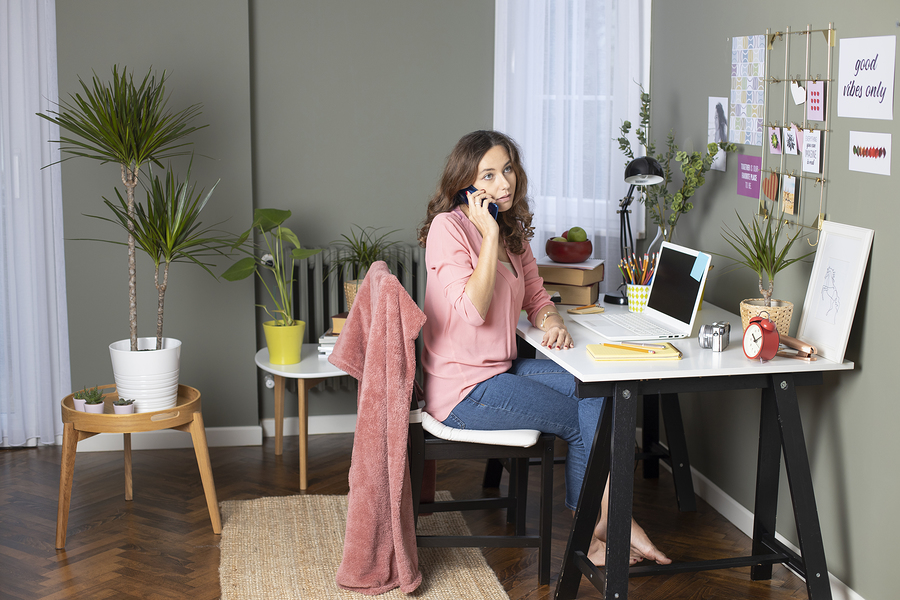 Securing your mobile workforce when working from home