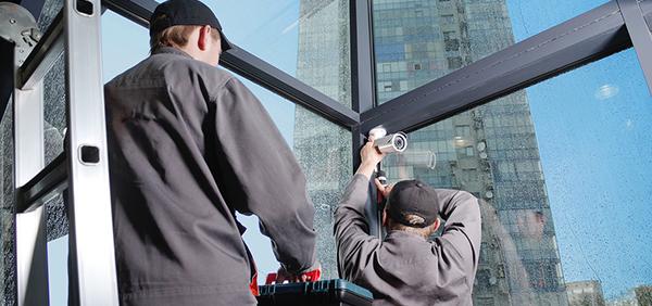 security camera system installations
